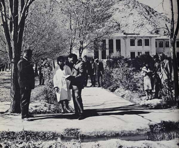 kabul university. of Kabul University,