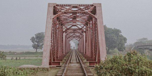 One of the lodest bridge in Jamalpur.